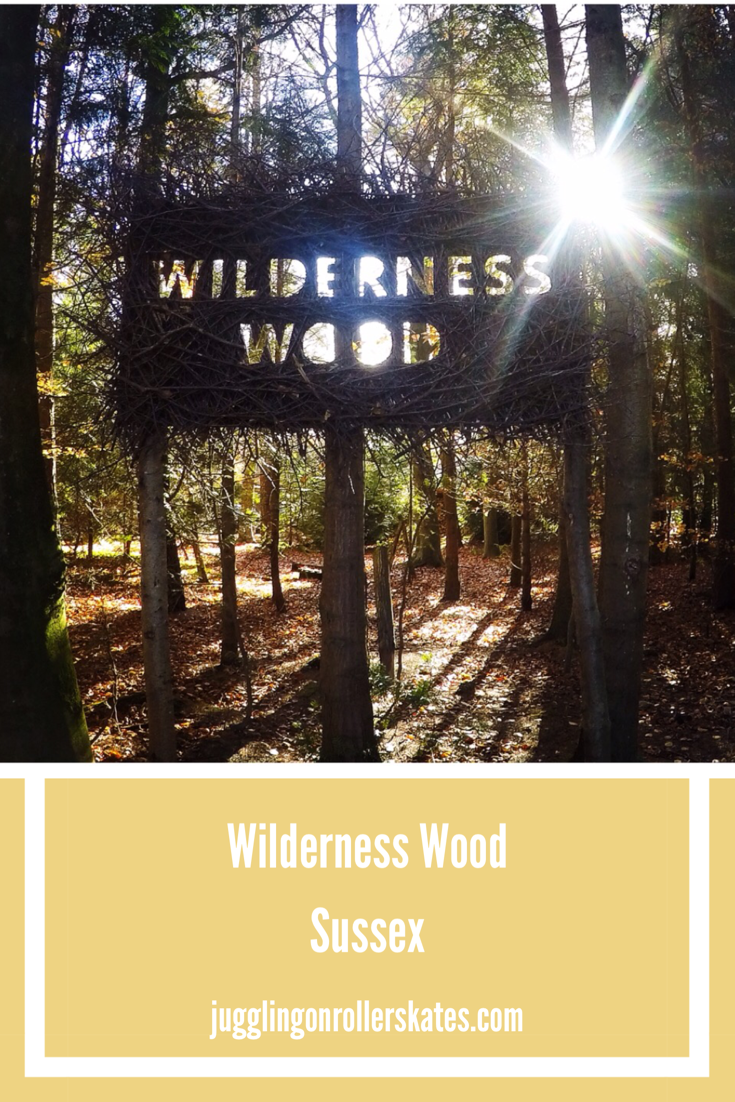 Sussex, wilderness wood, Uckfield, family, days out, woodland, UK, outdoors