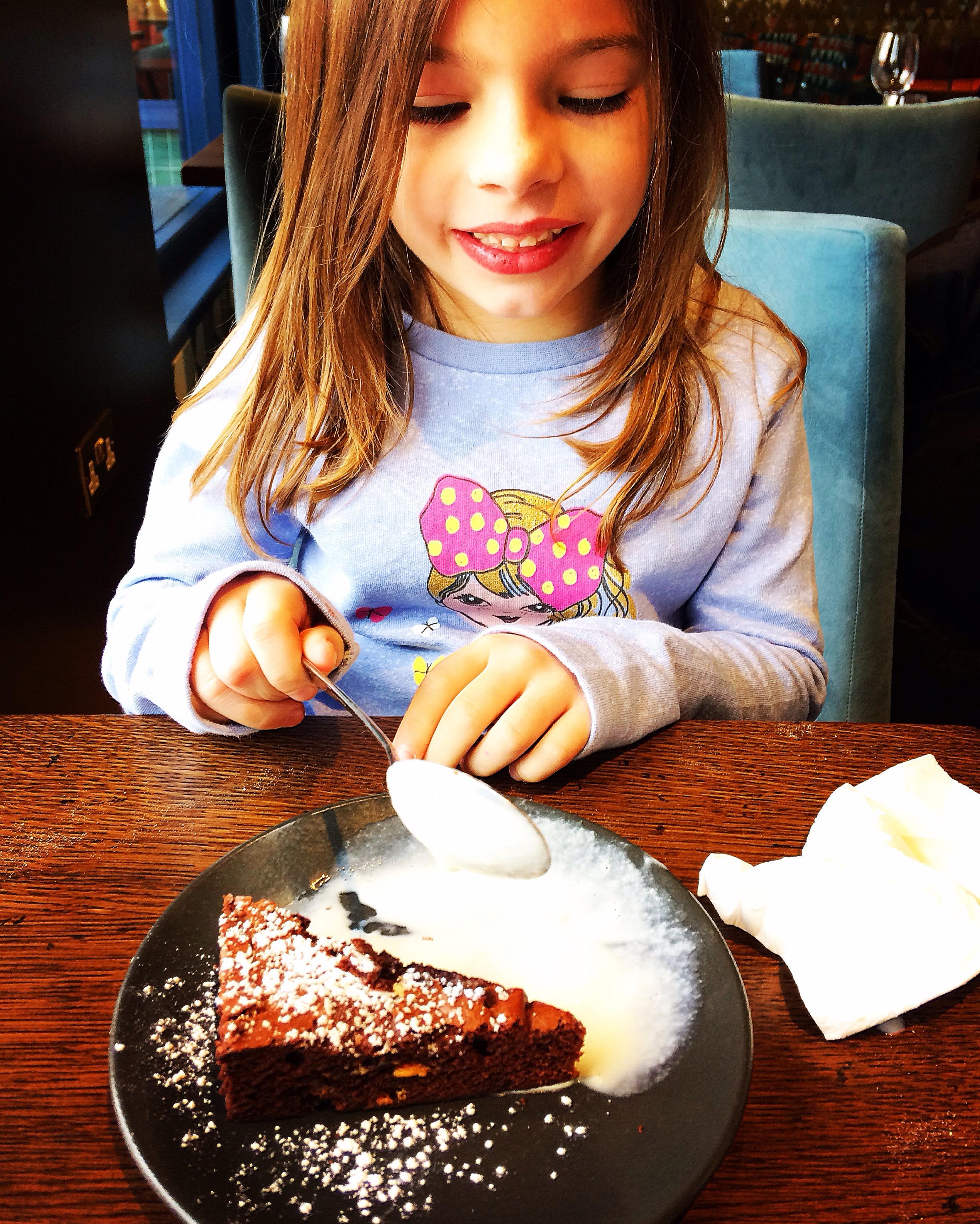 Dessert, Lewes, restaurant