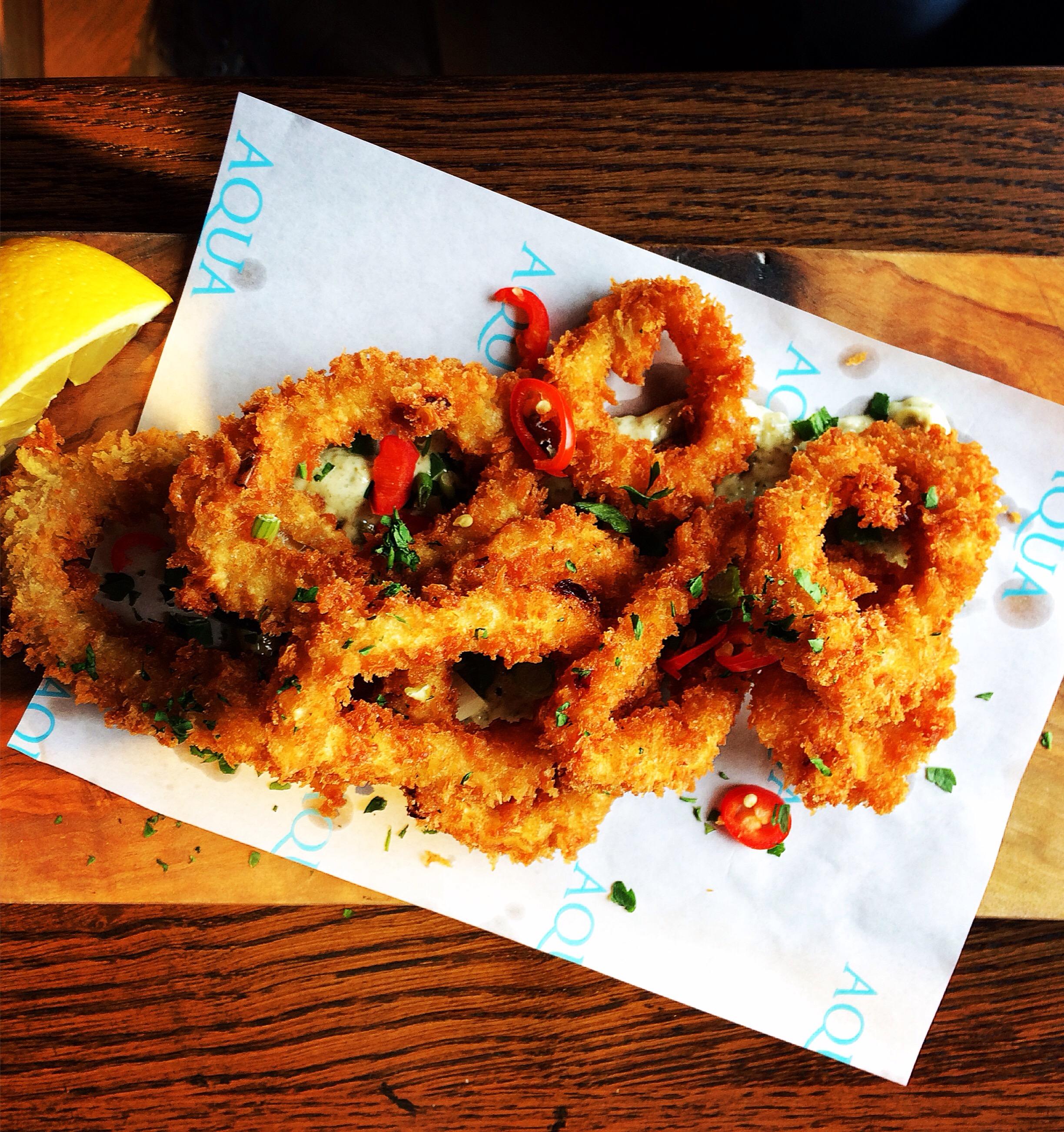 Calamari, Lewes, restaurant